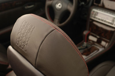 Lexus SC430-CH