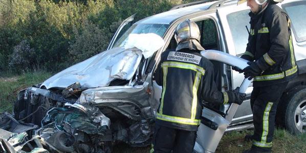 Fallecen 7 personas en las carreteras este fin de semana