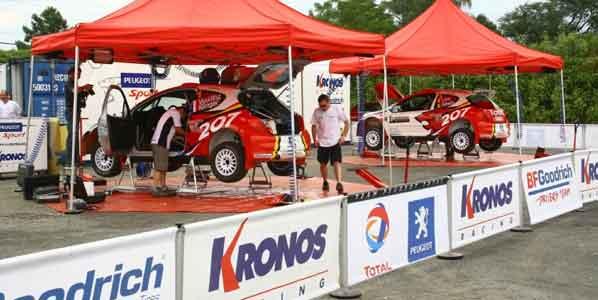 Previo Rally Azores