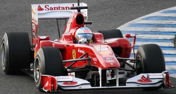 Alonso estrenará motor en España