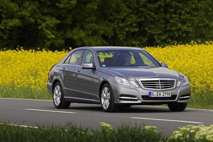 Novedades en la Clase E de Mercedes.