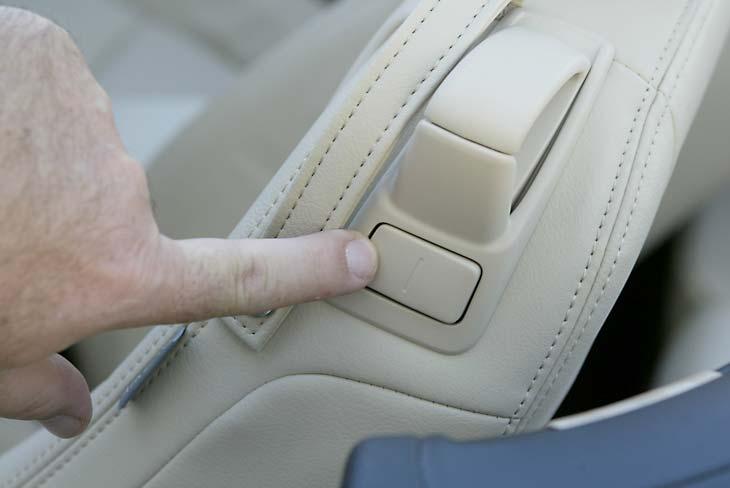 Con la opción de asientos eléctricos se pueden mov