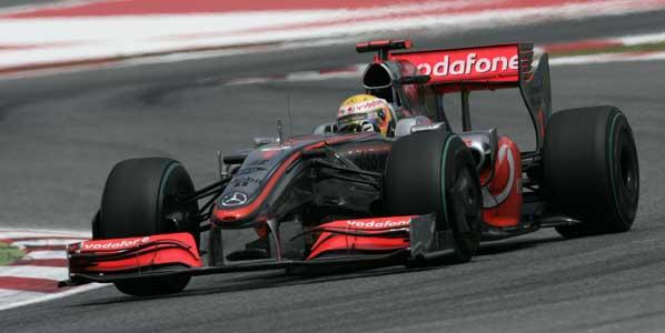 Rosberg consigue el mejor tiempo