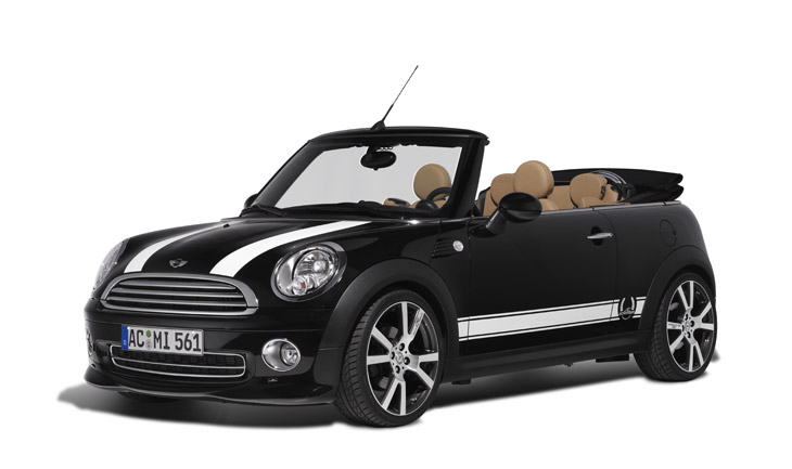 Mini Cooper Cabrio por AC Schnitzer