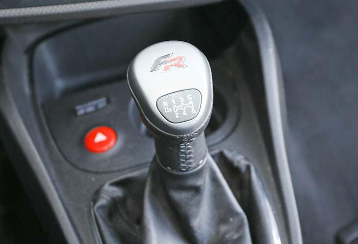 El Seat León FR aún no ofrece el cambio DSG