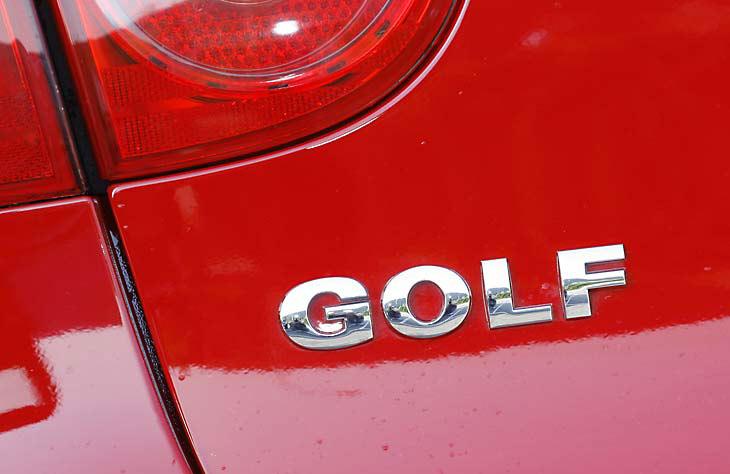 El Golf TDI ofrece la opción del cambio automatizado DSG