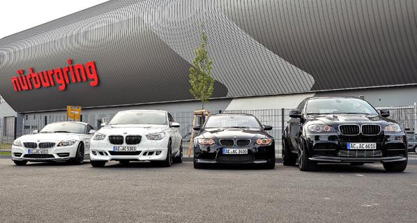 Los BMW más brutales: AC Schnitzer