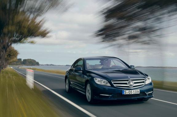 Nuevo Mercedes CL