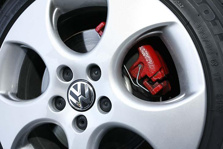 VW Golf GTI: detalles