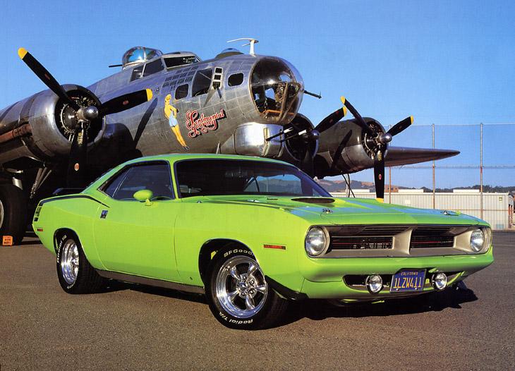 Muscle Cars: la leyenda