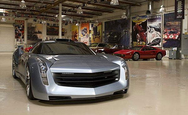 Los coches de Jay Leno