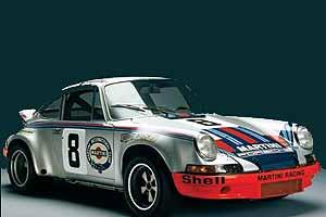 Porsche 911, Serie Cero