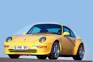 Porsche 911, Serie 993