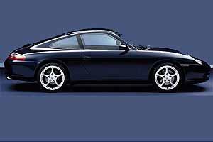 Porsche 911, Serie 996