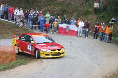Rallye de Ferrol 2005