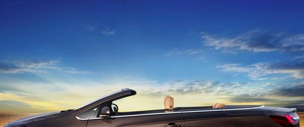Opel Cascada Cabrio, el Astra con techo de lona