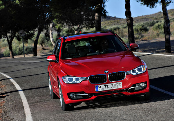 BMW Serie 3 Touring 2013