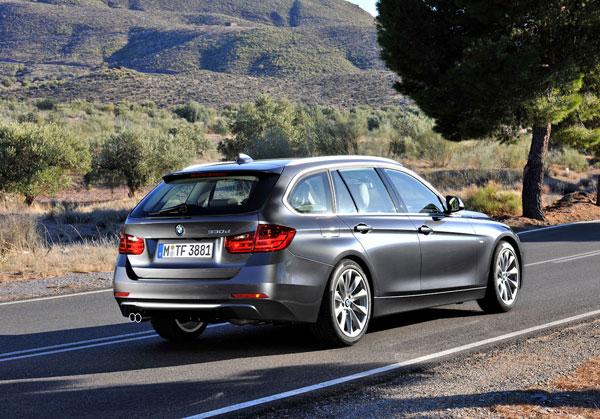 BMW Serie 3 Touring 2013, precios