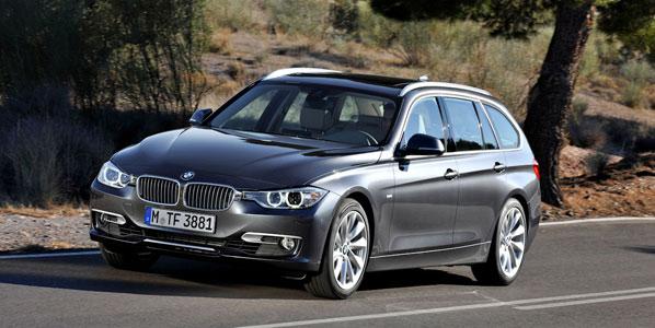 BMW Serie 3 Touring, precios