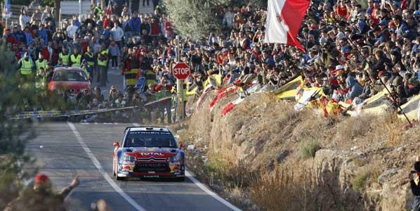 Loeb y Sordo ganan el Rallye de Cataluña