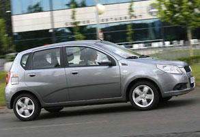 Chevrolet Aveo 1.2 GLP