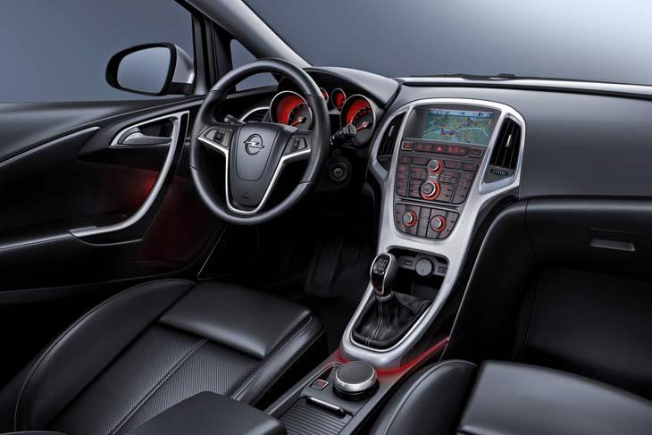 Nuevo Opel Astra: detalles