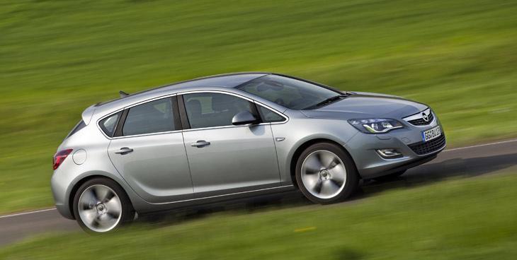 Nuevo Opel Astra: lo conducimos