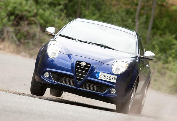 Alfa Romeo Mito 1.4 TB Multiair TcT contra Audi A1 1.4 TFSi Stronic