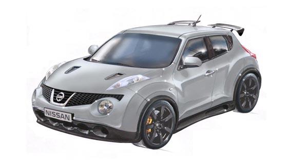 Confirmado: habrá un Nissan Juke R
