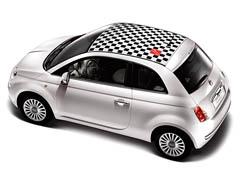 Fiat 500: el mini más italiano, sólo en Internet