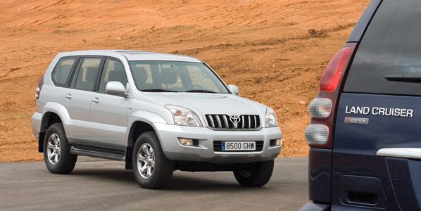 Toyota Land Cruiser R-Edition