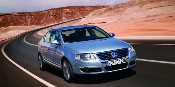 Volkswagen Passat TDI, ahora todos 2.0