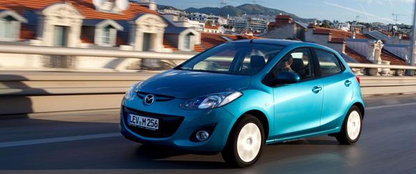 El renovado Mazda2 llega a España
