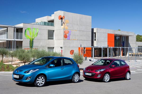 Descubre el nuevo Mazda2