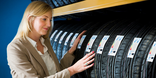 Nuevo sistema de etiquetado de neumáticos