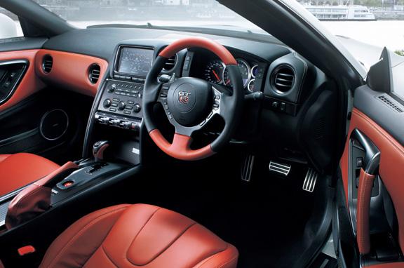 Nissan GT-R 2013, superdeportivo