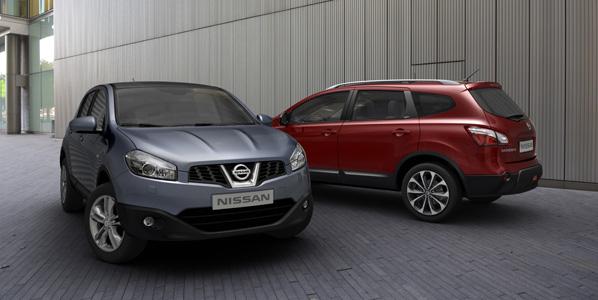 Nissan Qashqai y Juke: plan PIVE para todos los usados