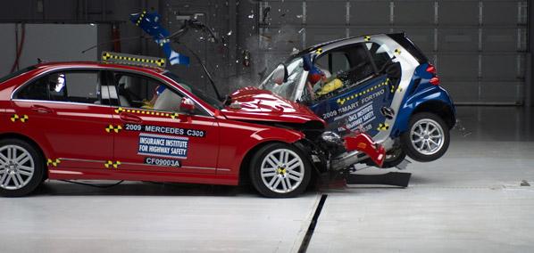 Los coches más y menos seguros, según EuroNCAP