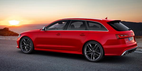 Audi RS6 Avant, un familiar de carreras