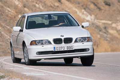 BMW 520i / Peugeot 607 2.2