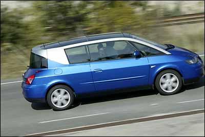 Renault Avantime 2.0