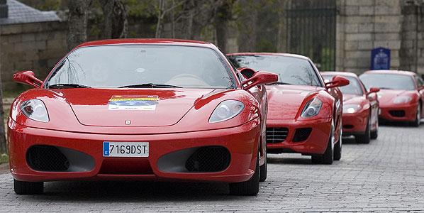 """Gana una vuelta en Ferrari con """"La Jungla 4.0"""""""