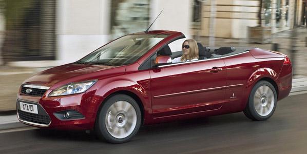 Ford Focus Coupé Cabriolet 2008