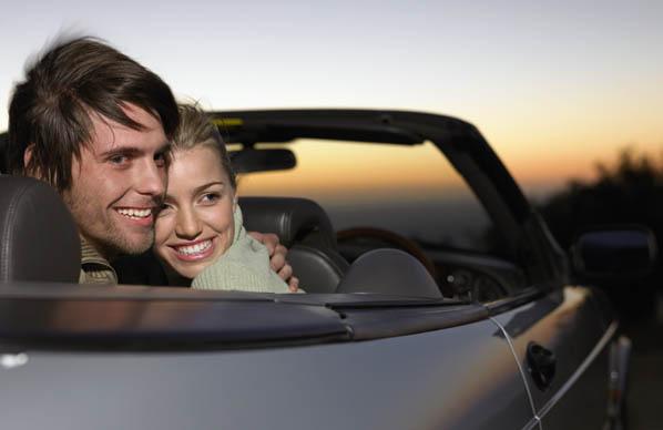 San Valentín 2009, para enamorados del motor