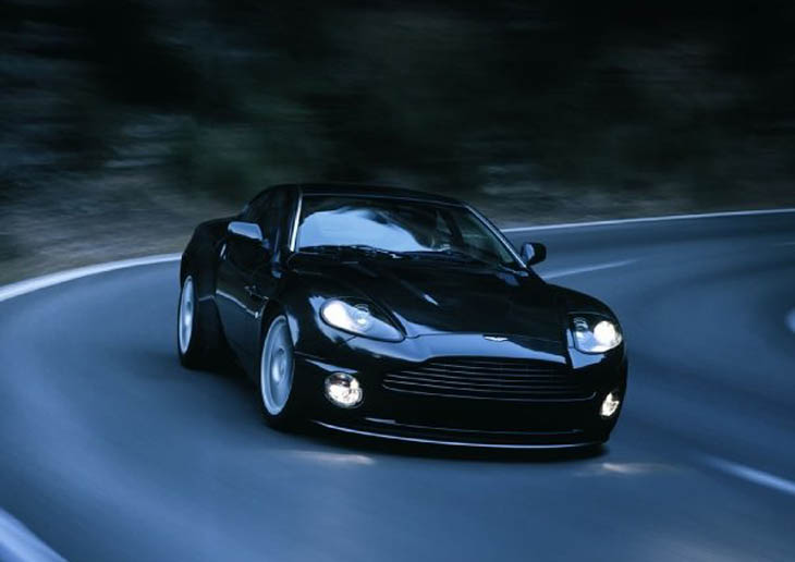 Aston Martin Vanquish S, absoluta exclusividad