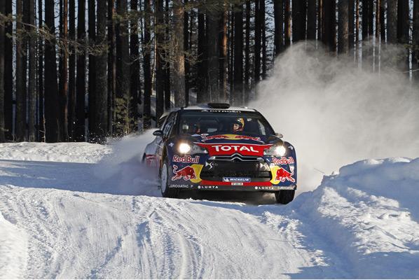 Previo: Rallye de Suecia 2012