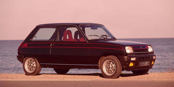 Renault R5, el mito cumple 40 años