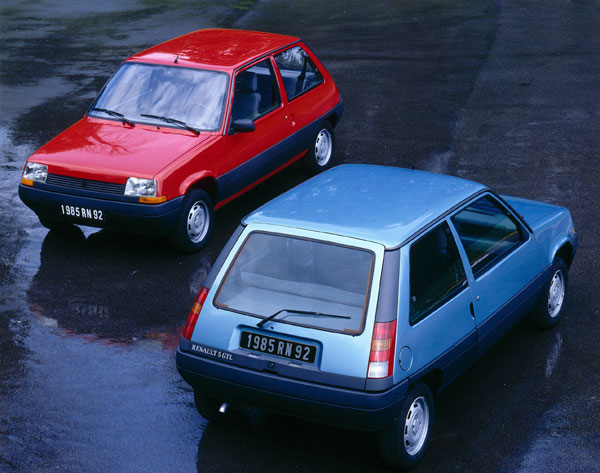 Renault 5 40 aniversario