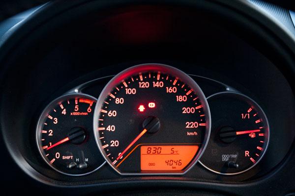 Subaru Trezia 1.4D S