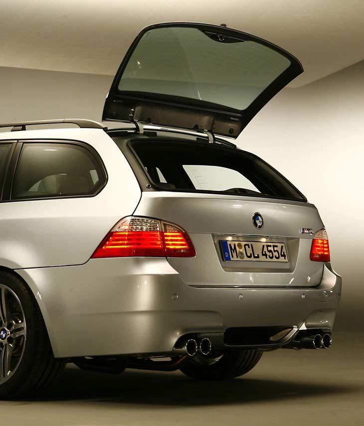 BMW M5 Touring 2007